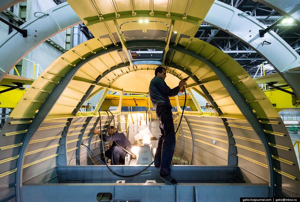 30. Первый Ил-112 планируют поднять в воздух летом 2017 года, а второй образец передать на стат