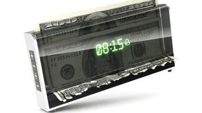 Время – деньги: будильник как наглядная иллюстрация. Время – деньги! И об этом знают соз