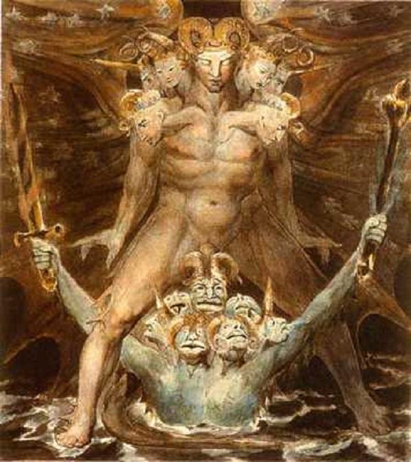 Адольф Вильям Бугро «Данте и Вергилий в аду» Ад великого Данте вдохновлял многих его последователей