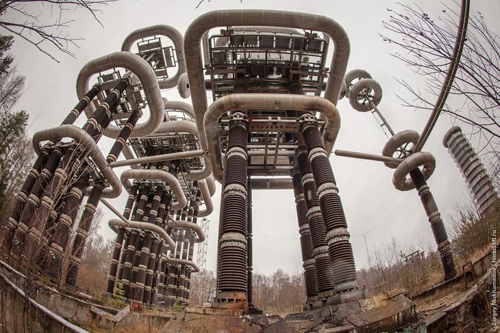 Комплекс установок Тесла под Москвой (34 фото)