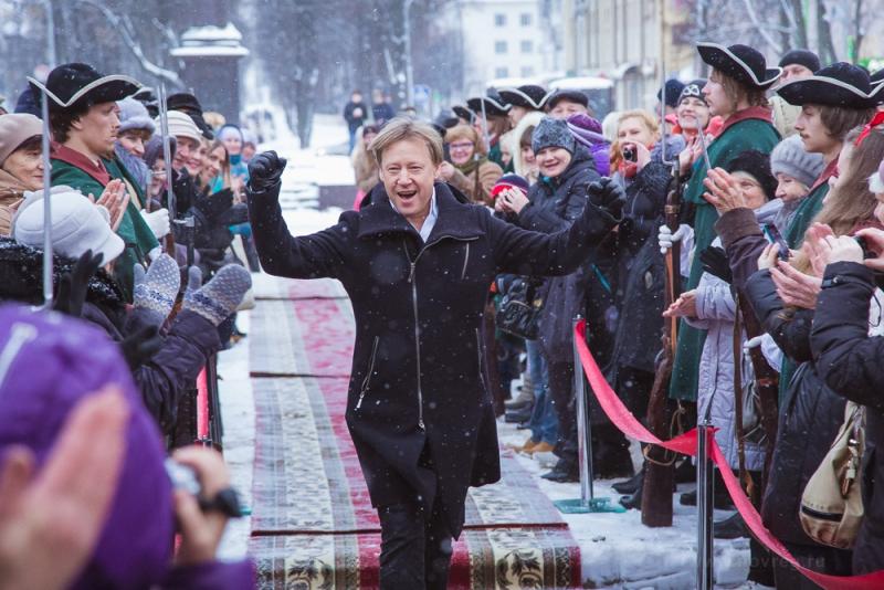 Вконце рабочей недели откроется 10-й всероссийский кинофестиваль «Вече»