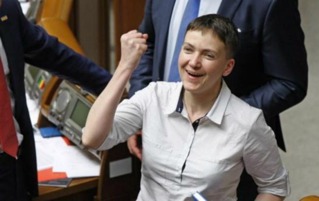 ВДНР сообщили, что считают Савченко преступницей