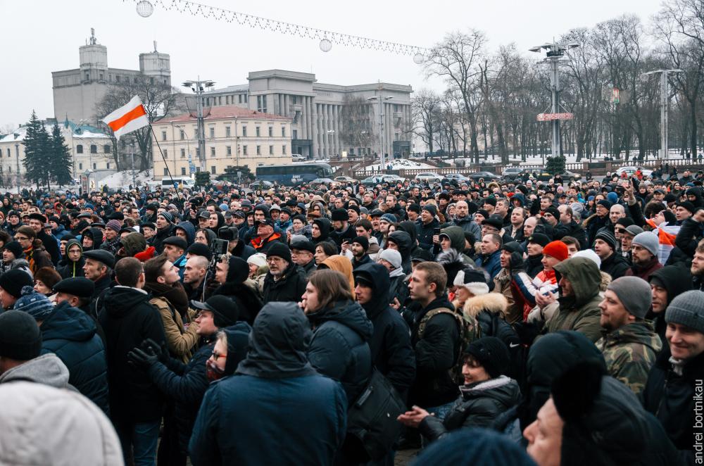 Майдана вРеспублике Беларусь небудет— Александр Лукашенко