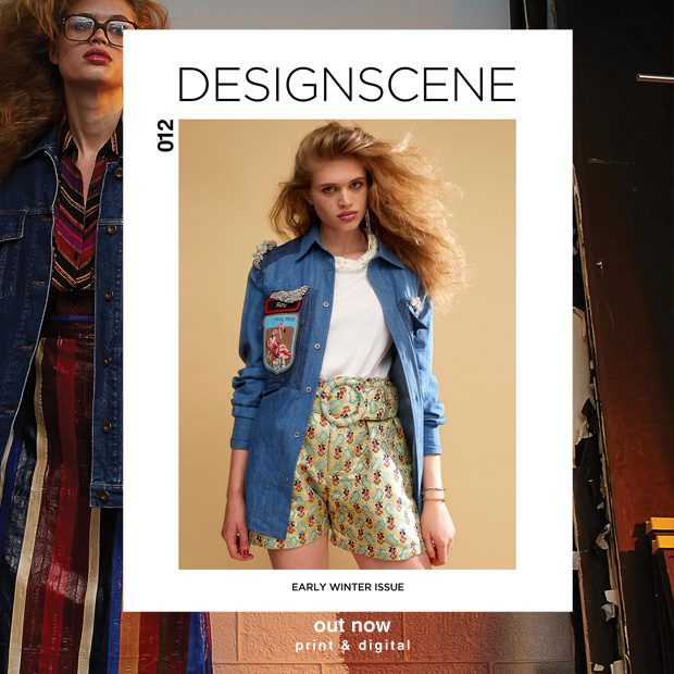 GET YOUR COPY IN PRINT $22.90 & DIGITAL $2.90   As originally published in DESIGN SCENE Magazine Nov
