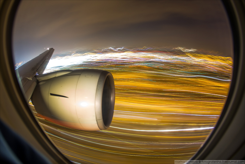 Boeing-777 lighting