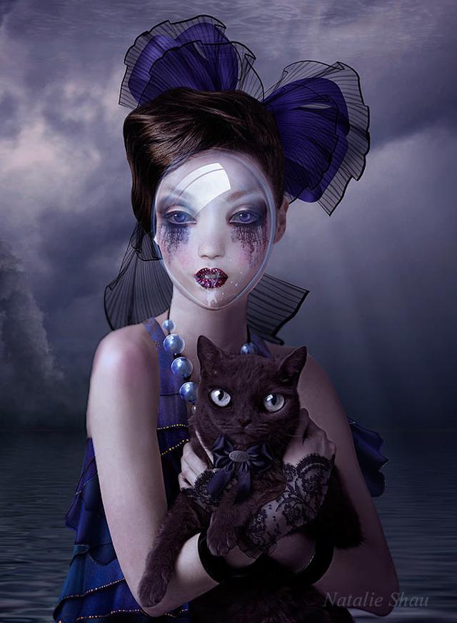 Natalie Shau Art