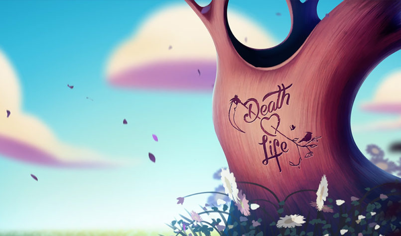 Death Loves Life: Short Film by Coat of Arms Post Production