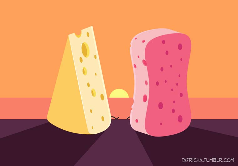 The little adventures of everyday objects