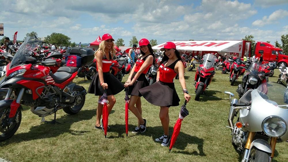 Девушки паддока Гран При Остина 2017
