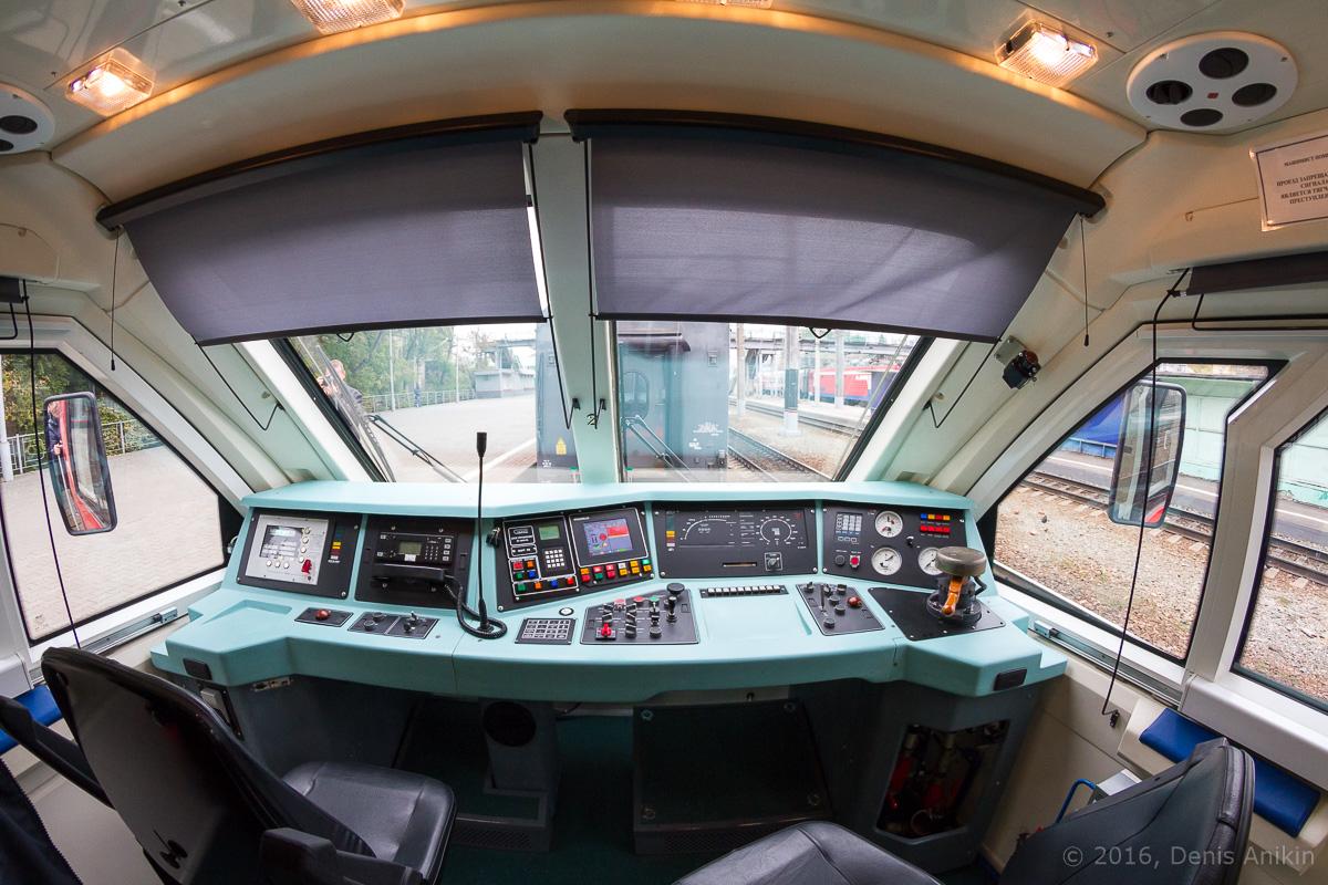 Рельсовый автобус РА-2 фото 12