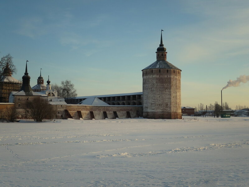 Кирилло-Белозерский монастырь. Кузнечная башня (27)