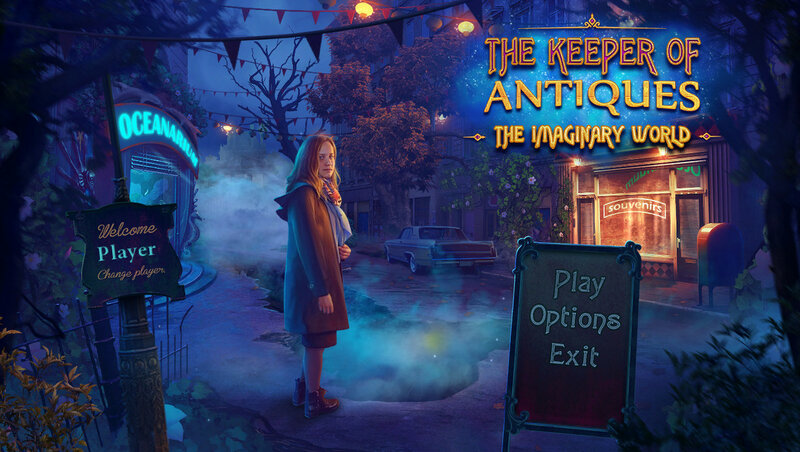 The Keeper of Antiques 2: The Imaginary World
