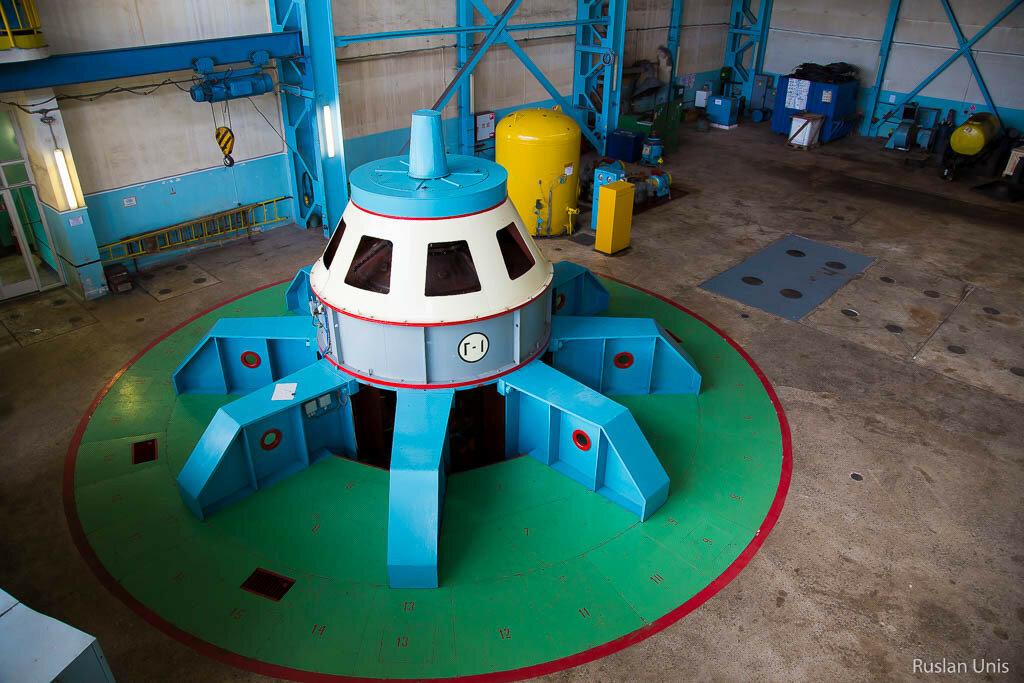 Териберские ГЭС