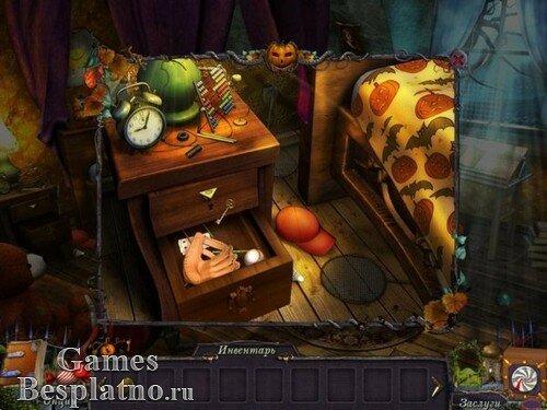 Злые тыквы: Пропажа Хэллоуина