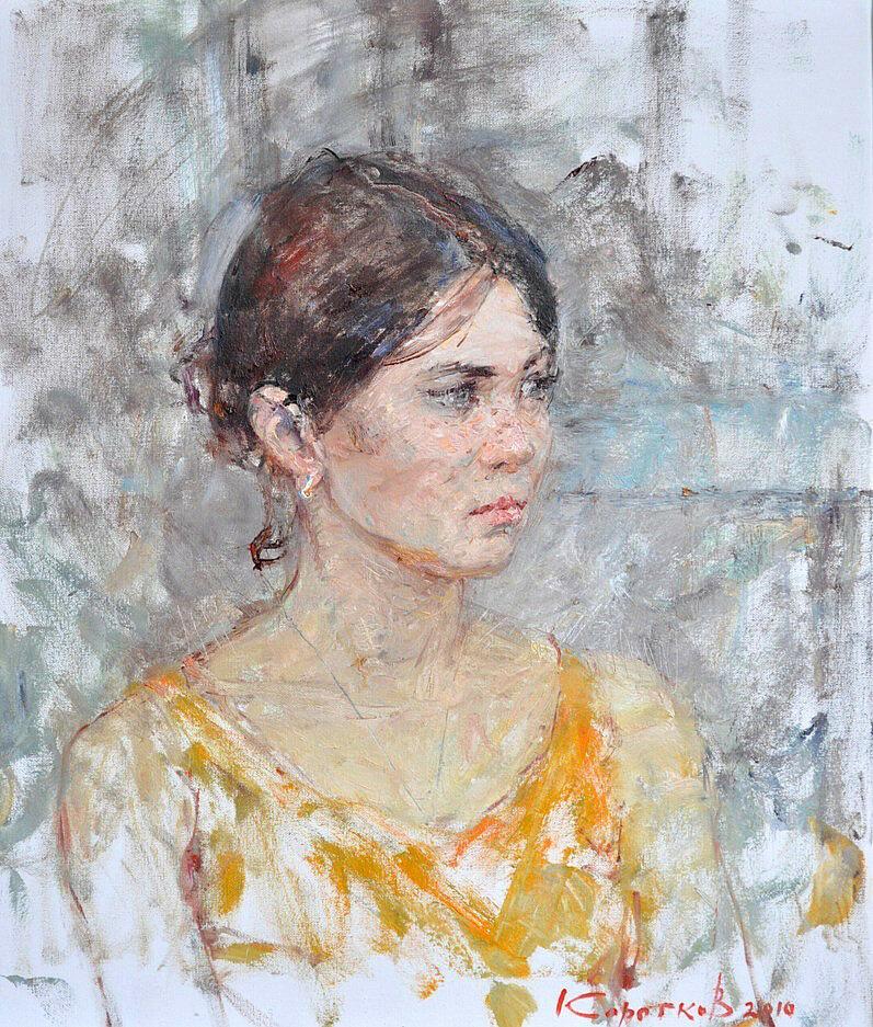 Женский портрет. 2010.jpg