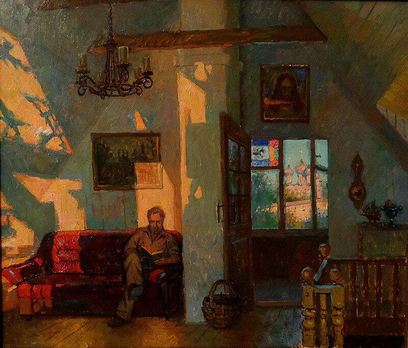 Стекольщикова К.А. - Мир художника. Дедушка, 2011.jpg