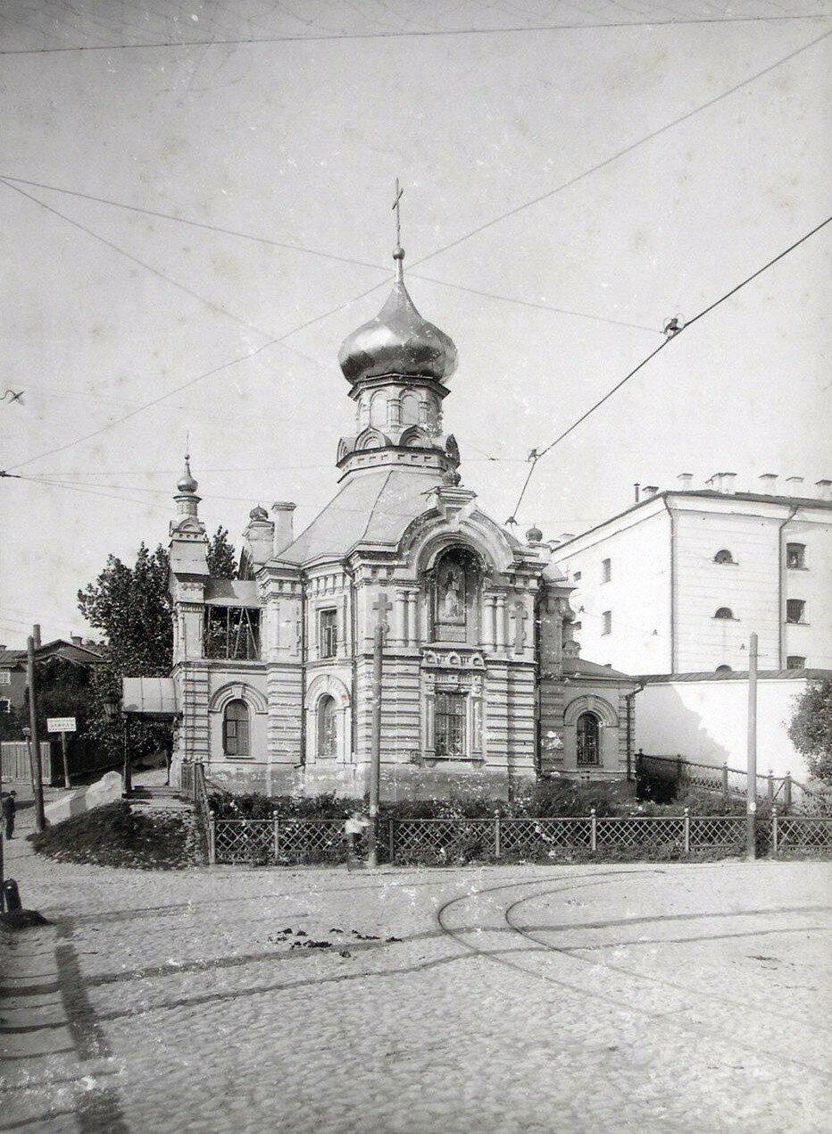 Церковь св. Александра Невского. 1901