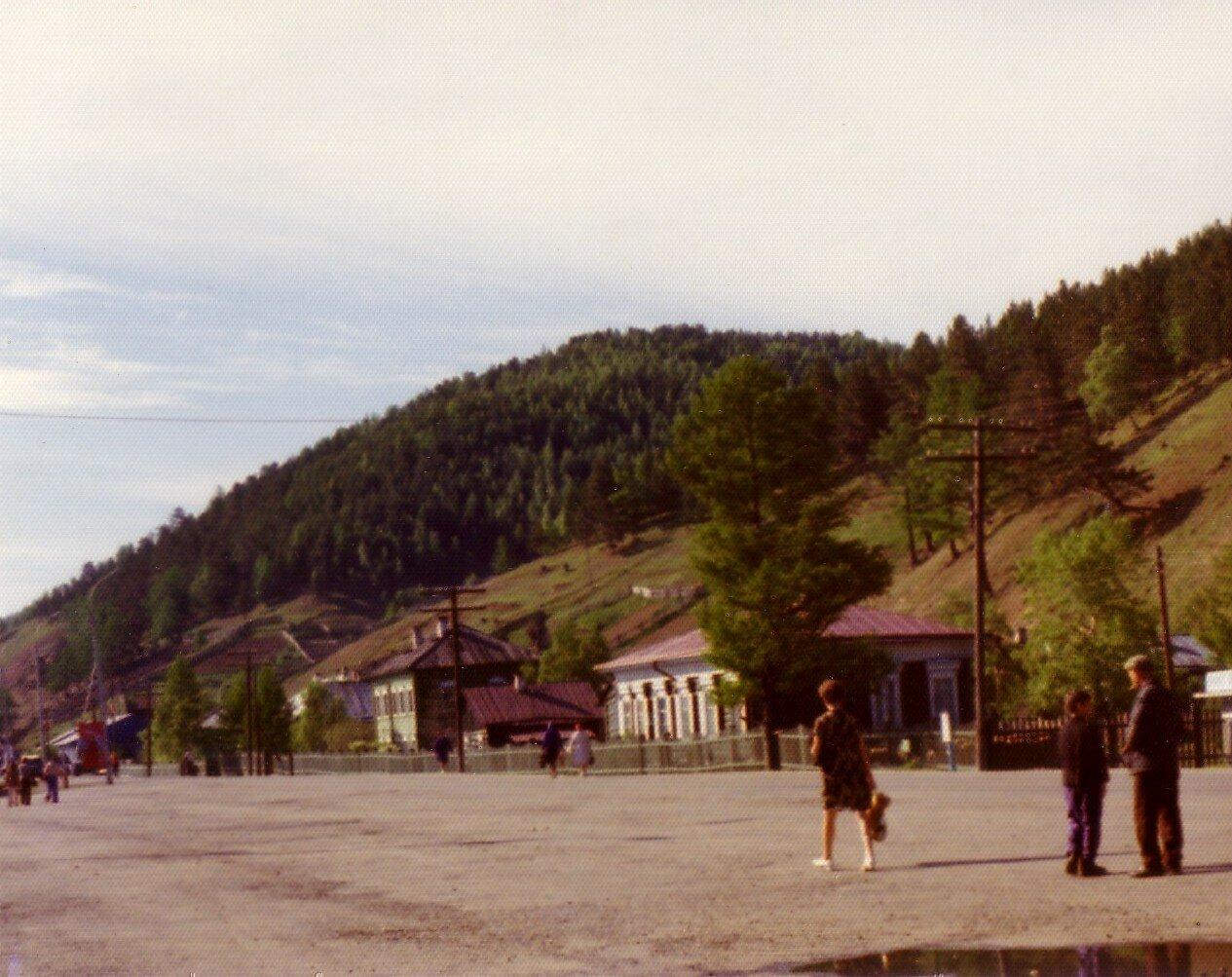 Байкал. Листвянка