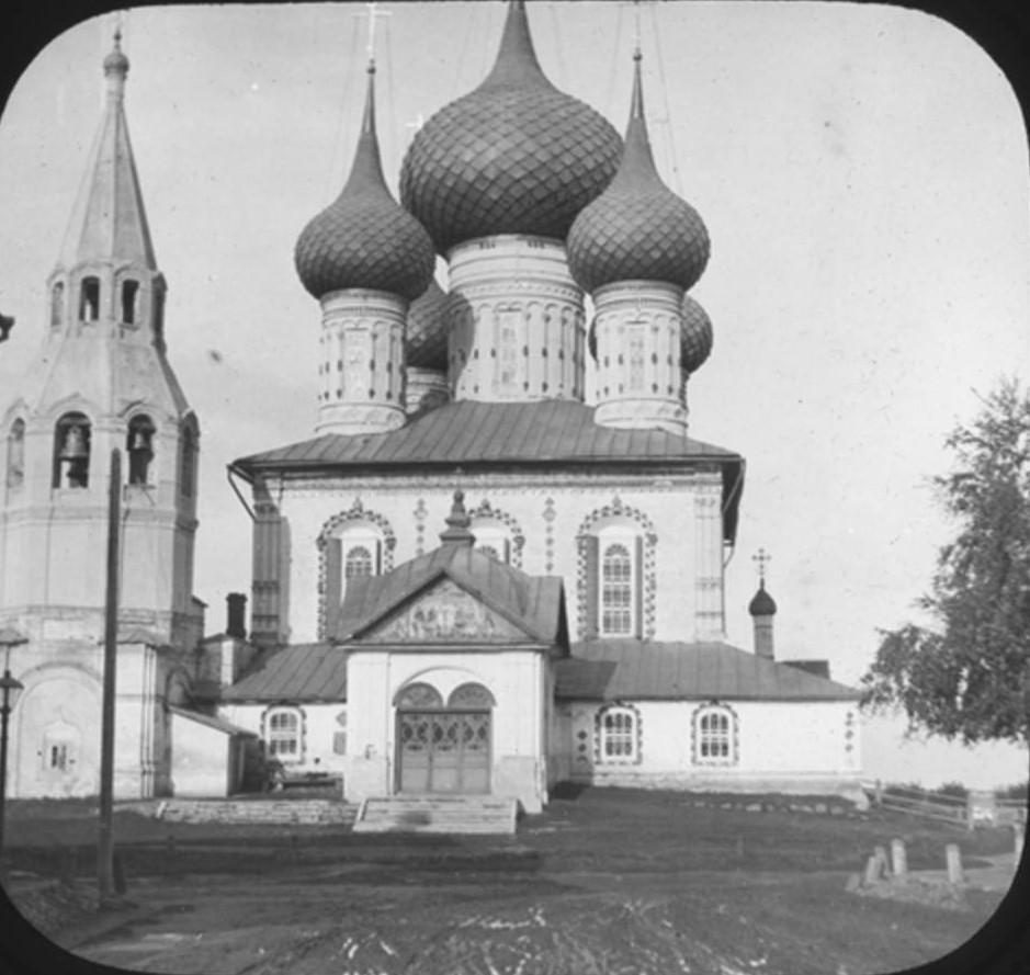 Ярославль. Церковь