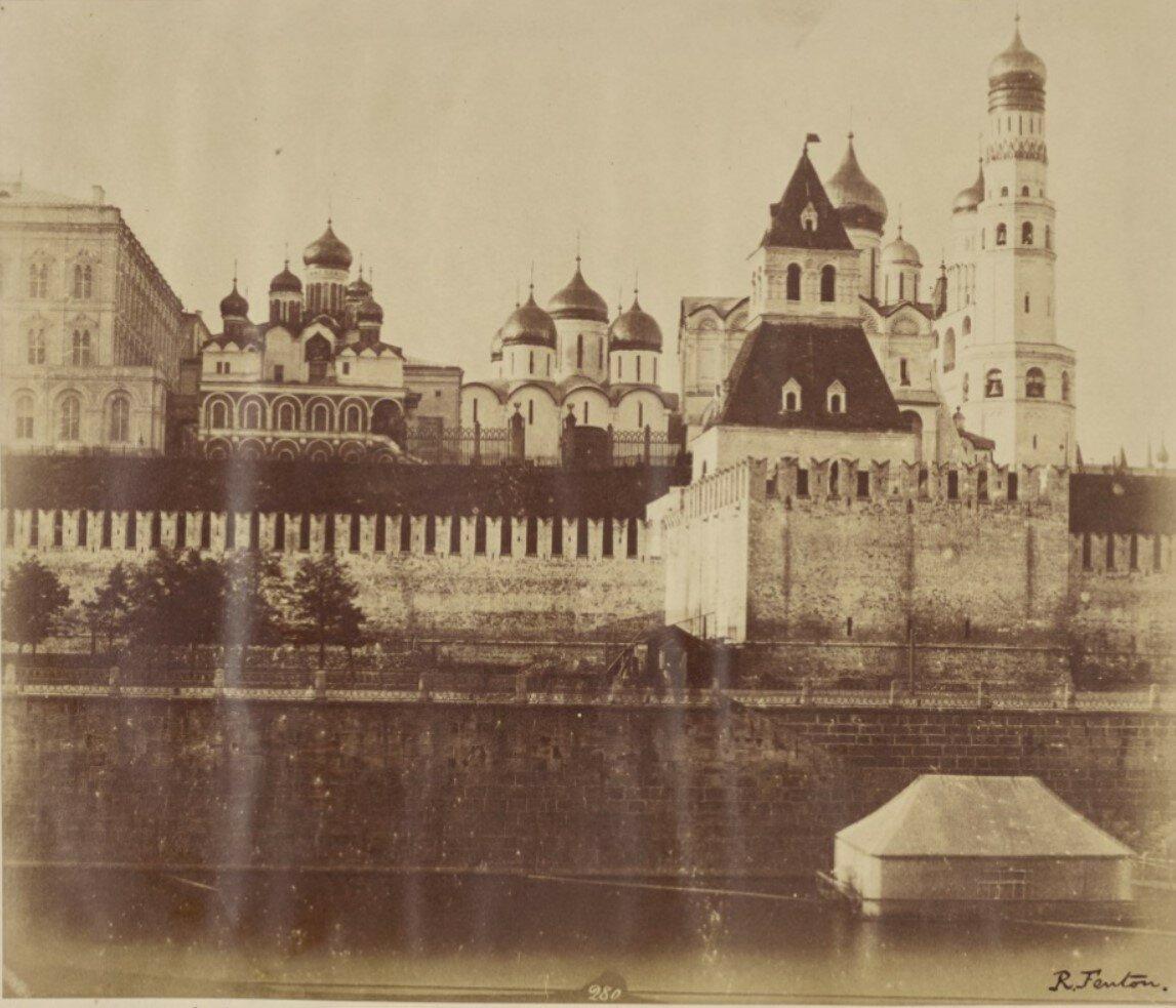 Кремль и кремлевские соборы