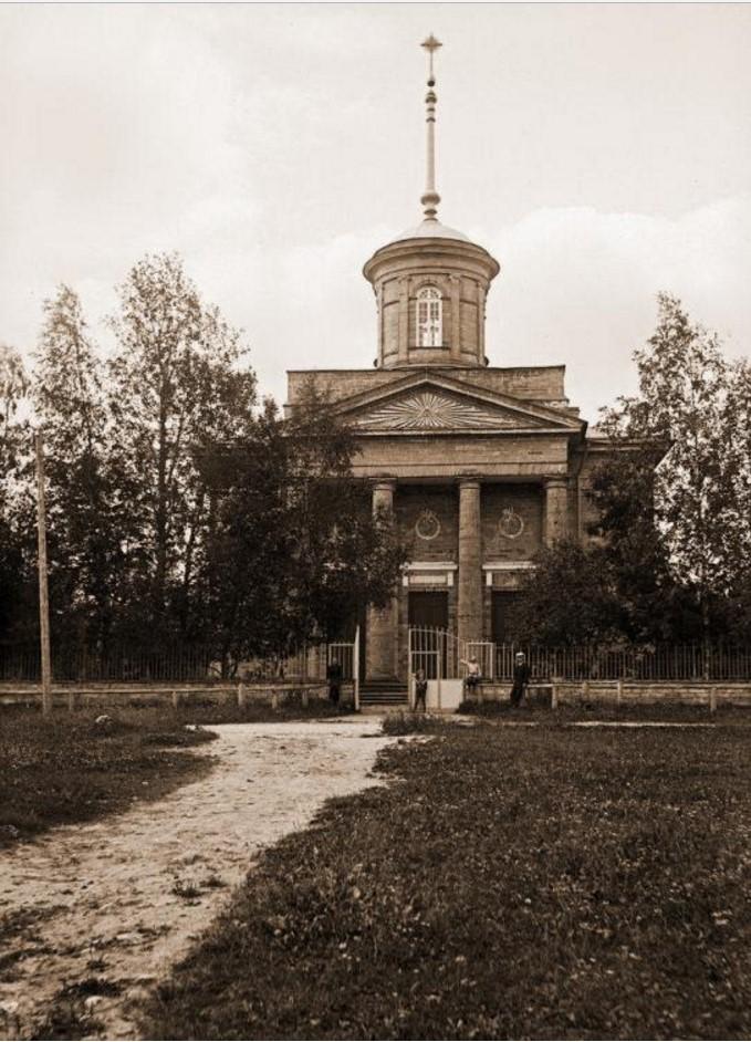Скворицы. Церковь св. Екатерины