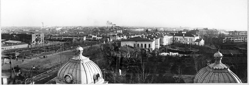 1936 Панорама с Драмтеатра в другую сторону.jpg