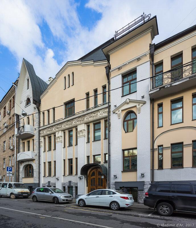 Доходный дом наследников Н.П. Циркунова