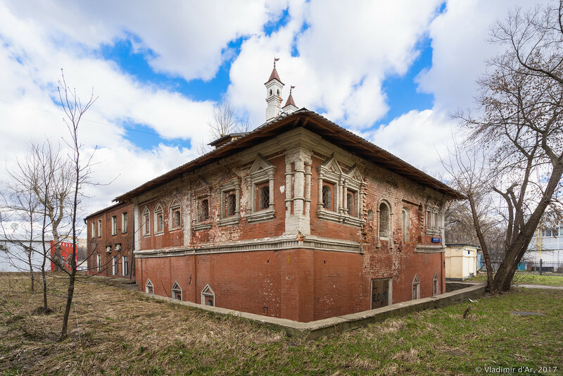 Палаты Кожевенной слободы
