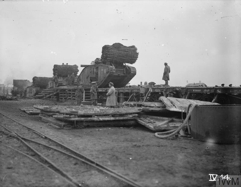 THE BATTLE OF CAMBRAI, 20 - 30 NOVEMBER 1917