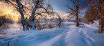 Однажды,в студеную зимнюю пору...©