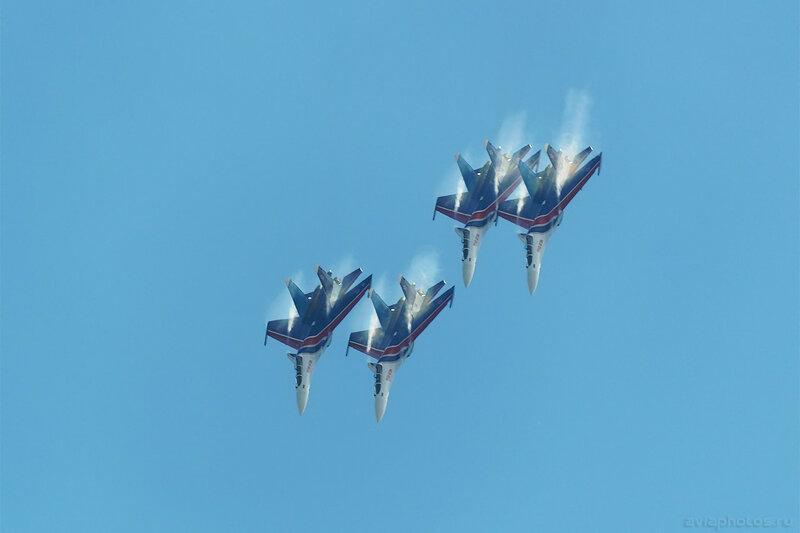 Сухой Су-30СМ АГВП Русские Витязи 501_D801468