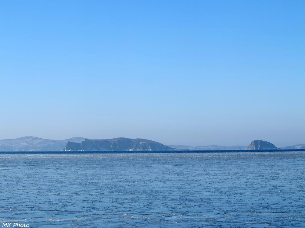 Острова Клыкова и Малый
