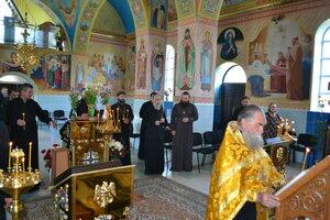Собрание священнослужителей Фалештского благочиния