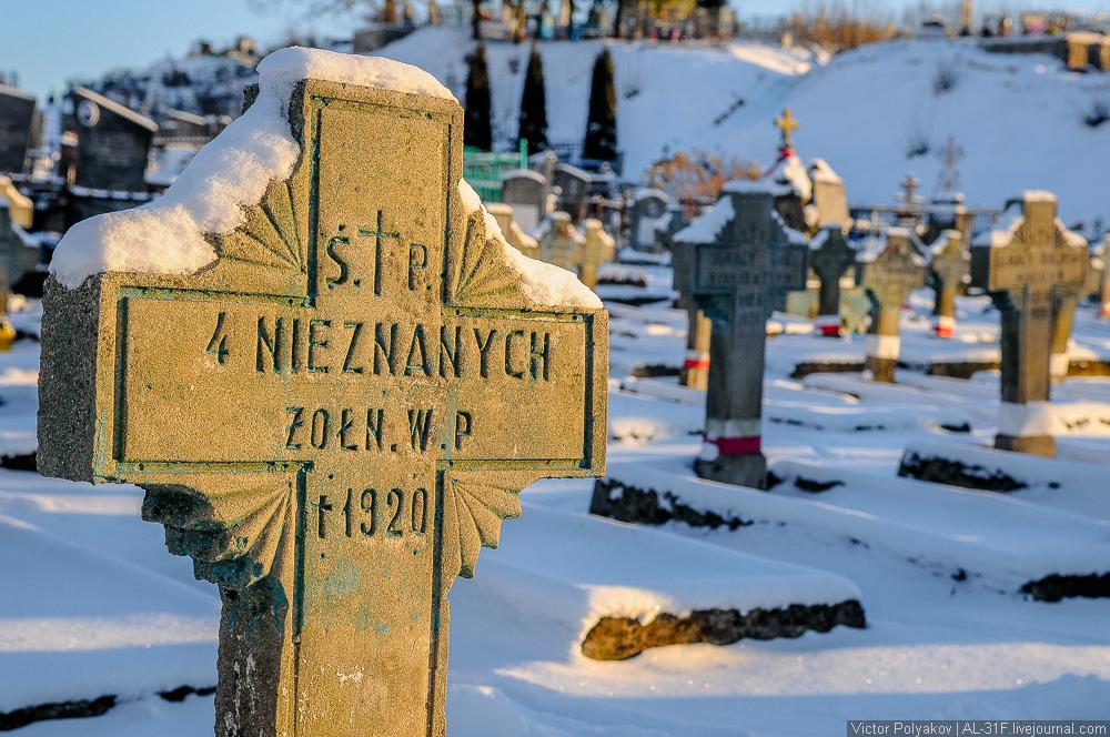 Могила неизвестных солдат. Глубокое