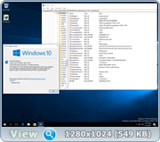 Windows 10 Redstone 2 [15002.1001] (x86-x64) AIO [28in2] adguard (v17.01.10)