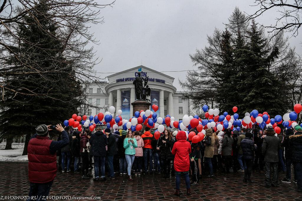 Ломоносовский обоз - 2017