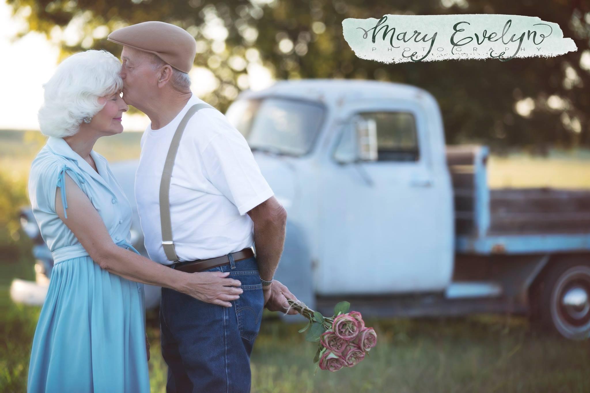 У этих влюбленных, которые вместе уже 57 лет, свой «Дневник памяти» (13 фото)