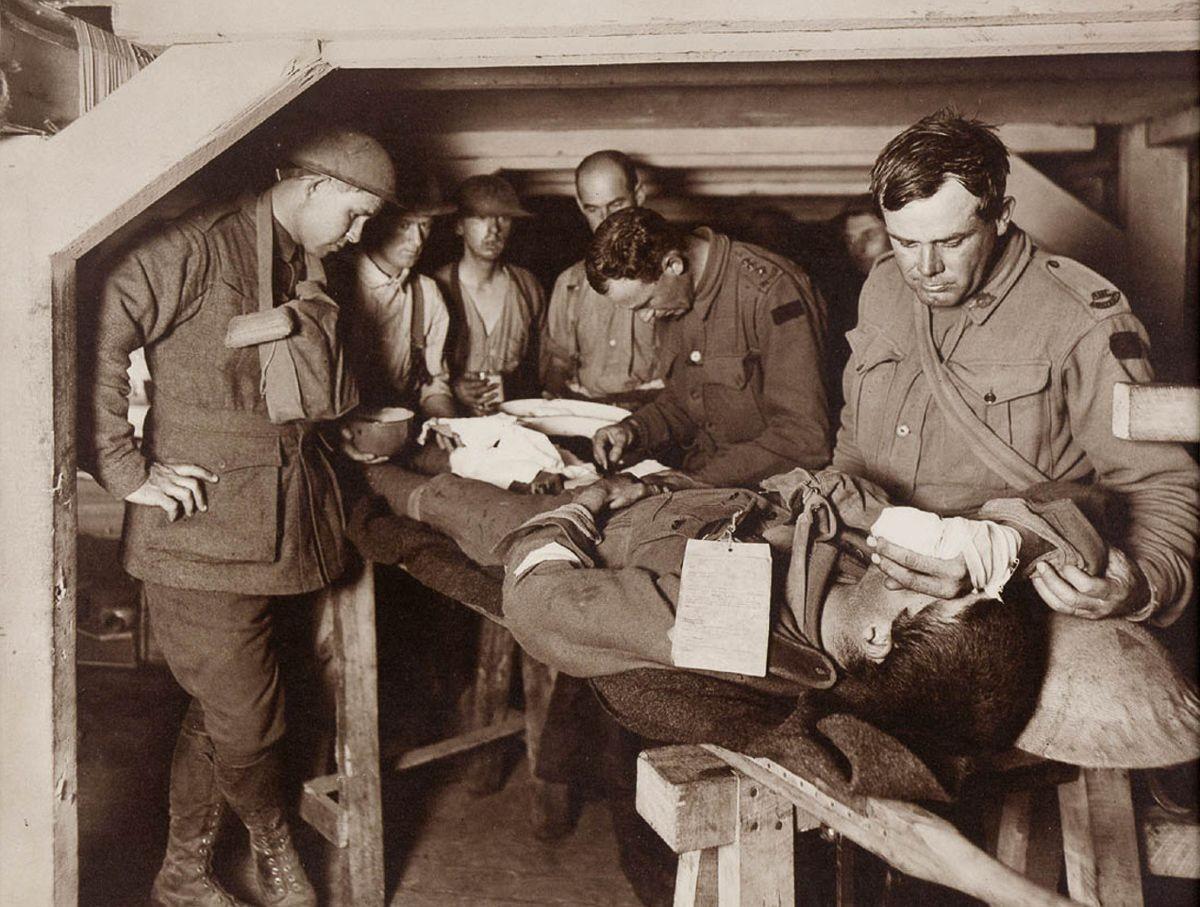 Немцы, плененные австралийскими солдатами