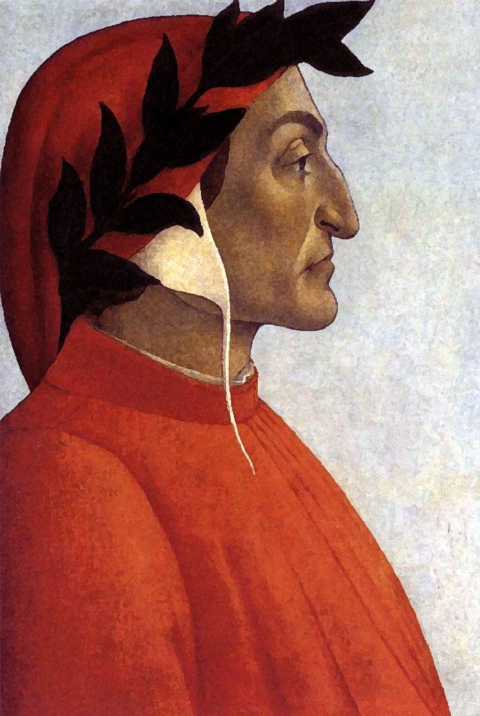 2. В свою Беатриче Данте влюбился еще в 8-летнем возрасте. Мальчишку так поразила красота молодой же