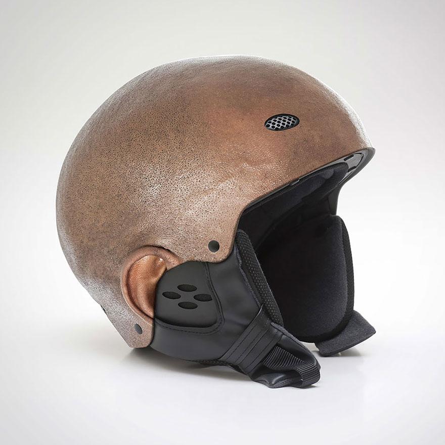 Шлем не для слабых