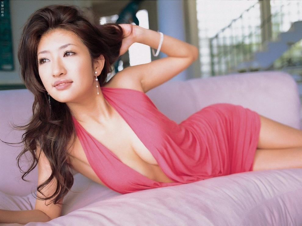 Подборка азиатских девушек