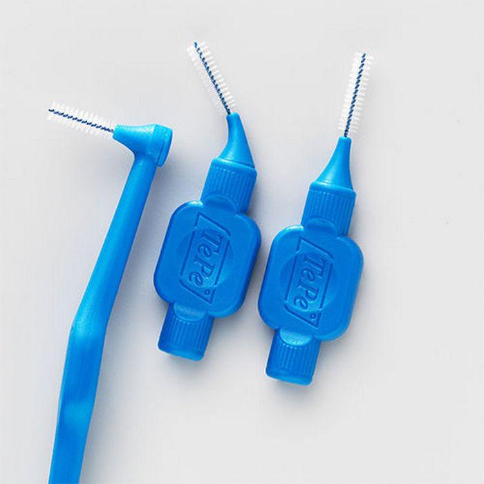Зубочистка TePe Interdental Brushes. Это нечто напоминающее стоматологический инструмент им, в сущно