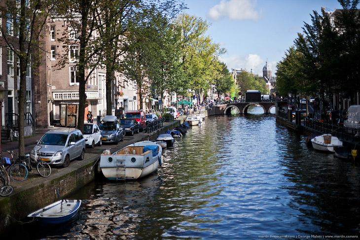 Большая прогулка по Амстердаму (35 фото)