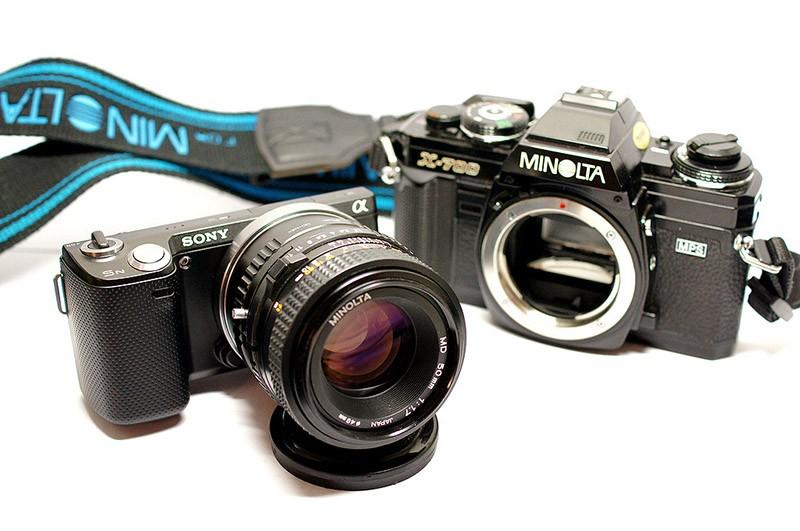 13. Sony станет одним из крупнейших производителей фотокамер Несмотря на то, что Sony выпускает цифр