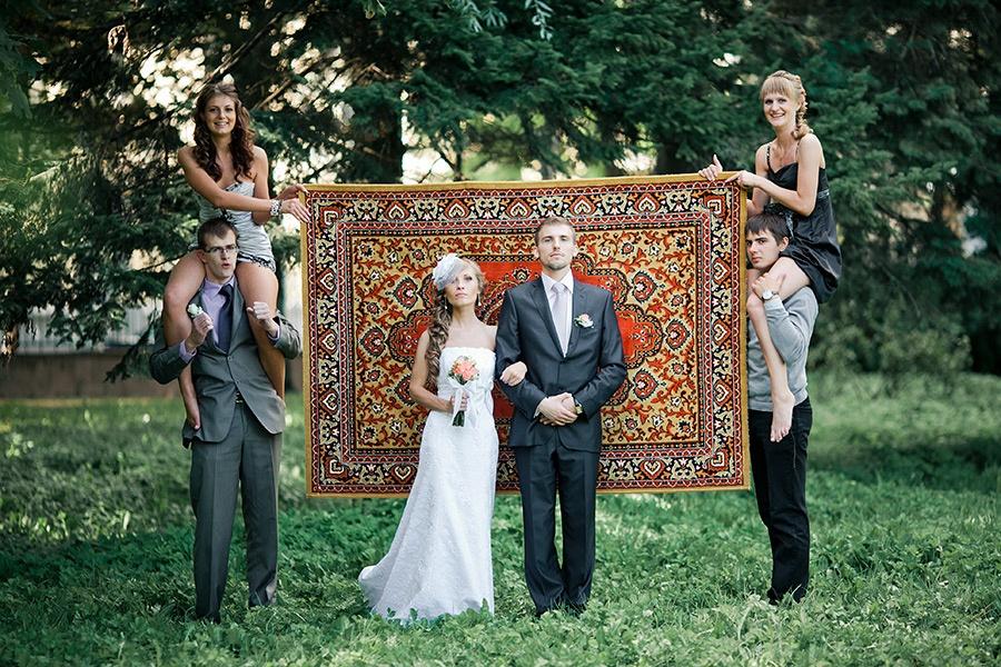 Почему русские так любят ковры
