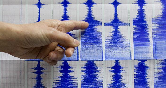 В КНР награнице сТаджикистаном случилось мощное землетрясение
