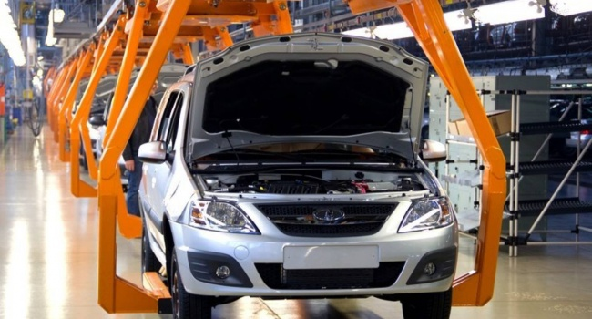 РФ прекратила экспорт авто в государство Украину