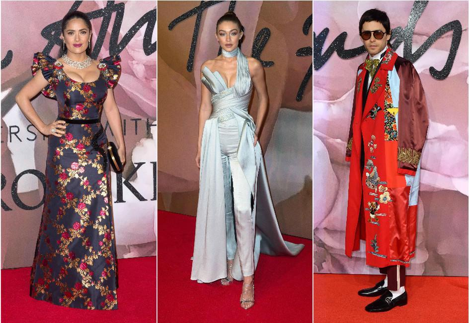 Названы лучшие дизайнеры года поверсии премии The Fashion Awards
