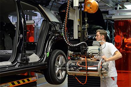 ВТО призвалаРФ привести пошлины наавтомобили кстандартамЕС