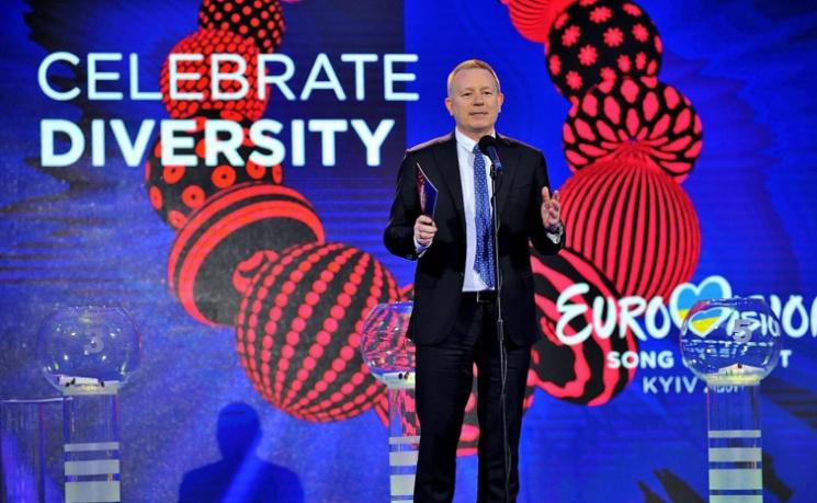 Евровидение-2017: РФнепришлет встолицу страны Украина певцов изчерного списка